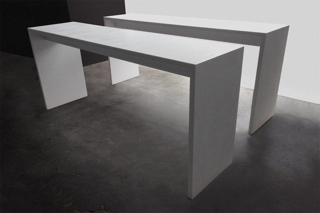 tavolo corian