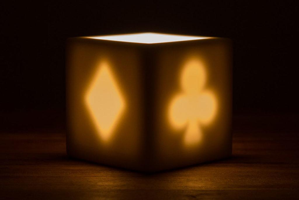 cubo corian poker